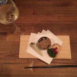 京野菜の前菜