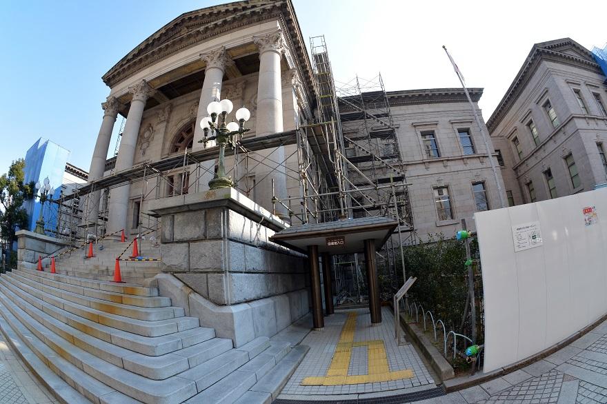 大阪中央図書館再訪問 (1)