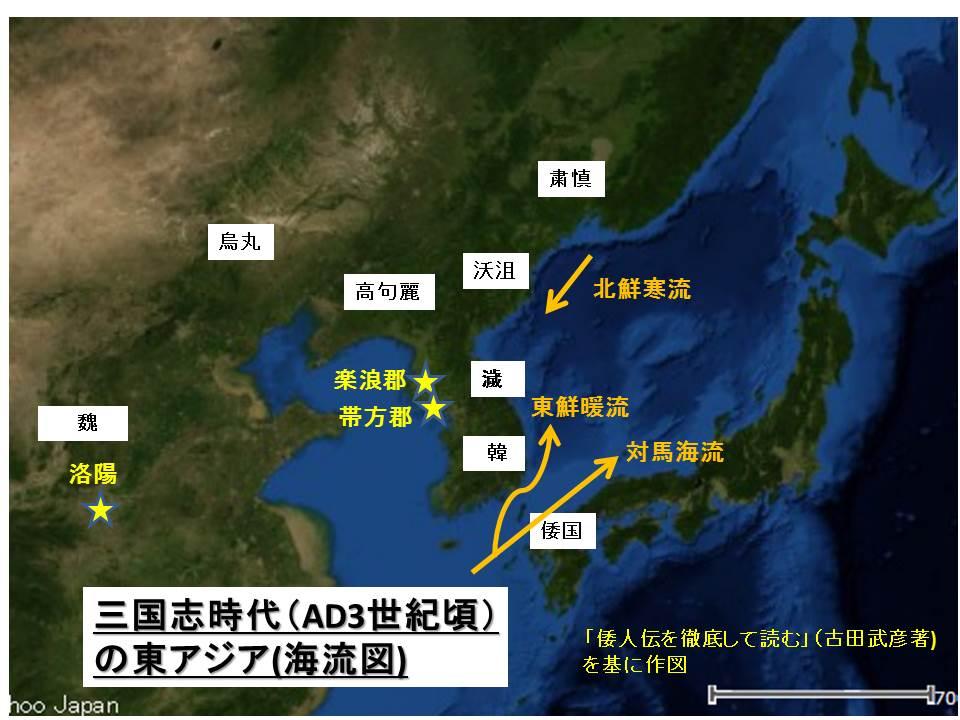 朝鮮半島海流