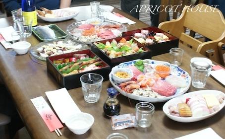 160101おせち料理