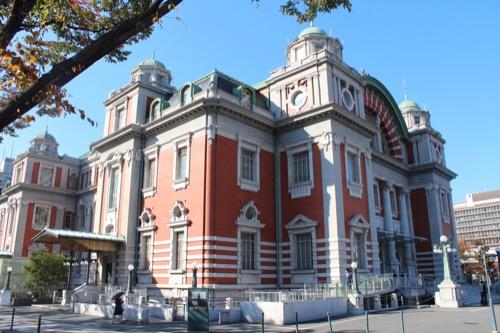 0001:大阪中之島公会堂 南東側外観