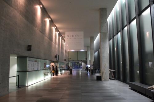0003:兵庫県立美術館 エントランスホール