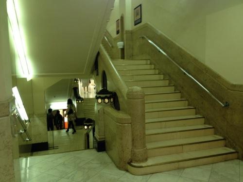 0029:大丸 心斎橋店 階段①