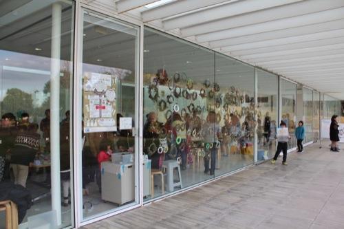0034:横須賀美術館 ワークショップ室