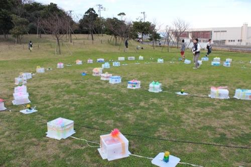 0034:横須賀美術館 子供達のワークショップ作品