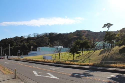 0034:横須賀美術館 美術館全景①