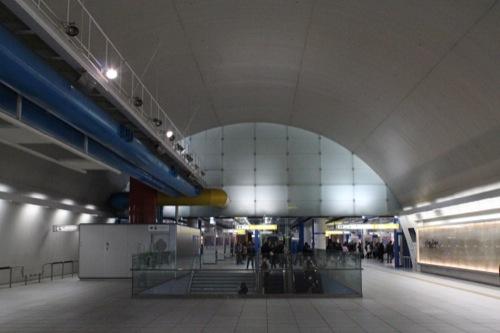 0039:みなとみらい駅舎 『アーバン・ギャラリー』②