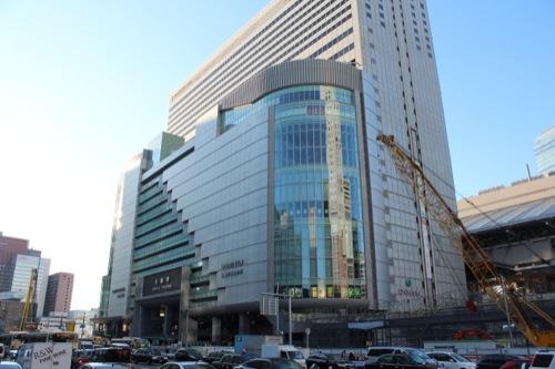 0040:大阪駅舎 サウスゲートビル 外観