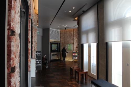 0041:JR東京駅舎 ギャラリー休憩室