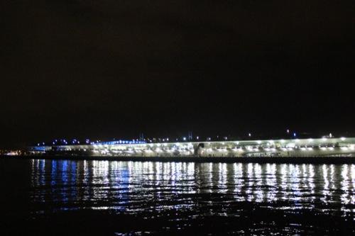 0044:横浜大さん橋ターミナル 赤レンガ倉庫からの外観