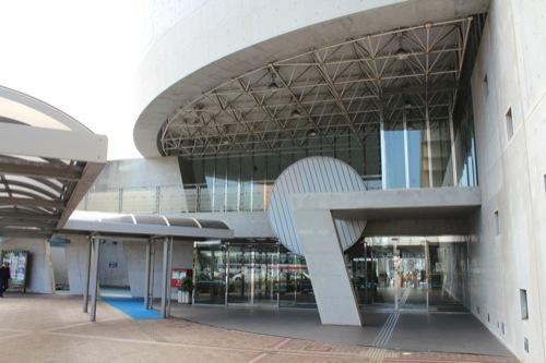 0045:長崎港ターミナルビル メインエントランス