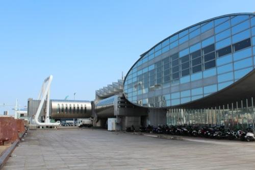 0045:長崎港ターミナルビル 西側外観