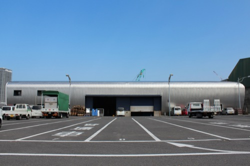 0046:長崎港上屋B棟 メイン