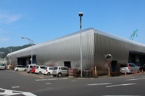 0046:長崎港上屋B棟 外観