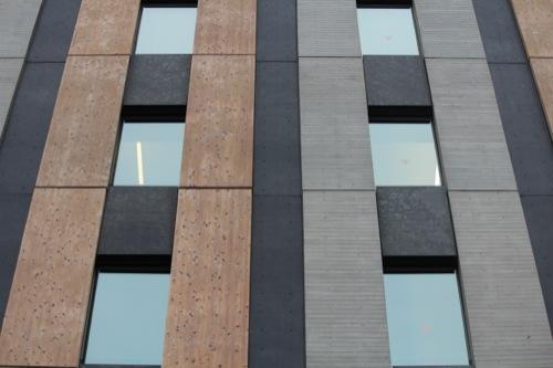 0049:木材会館 北側ファサード