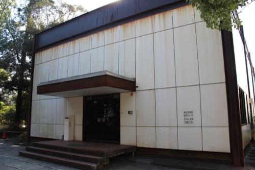 0050:神奈川県立近代美術館鎌倉館 閉館した新館