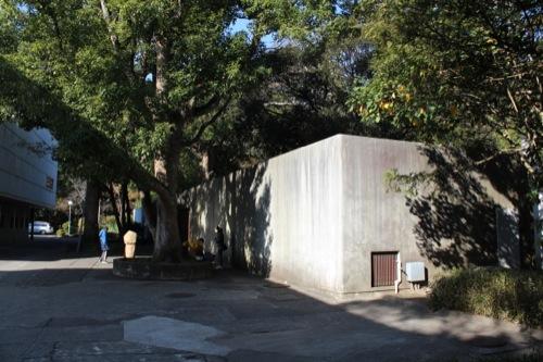 0050:神奈川県立近代美術館鎌倉館 学芸員棟②