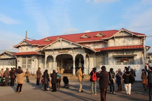 0052:南海 浜寺公園駅舎 駅舎全景