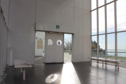 0055:葛西臨海公園レストハウス 館内入口スペース