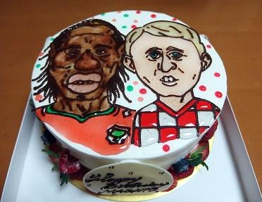 2015誕生ケーキ