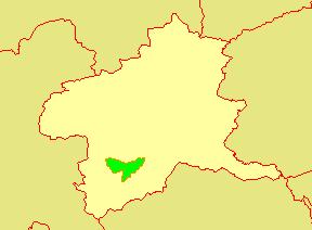 地図-群馬県富岡市-2006