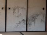 寿月観襖絵