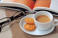 コーヒーとメガネ - コピー