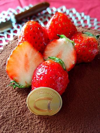 チョコケーキ②