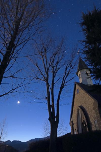 月明りの教会