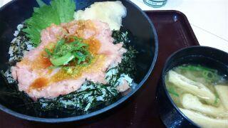 第二東名静岡SA すきみ丼