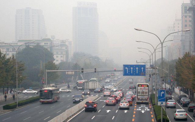 北京大気汚染4