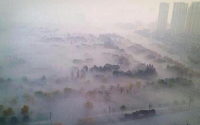 北京大気汚染3