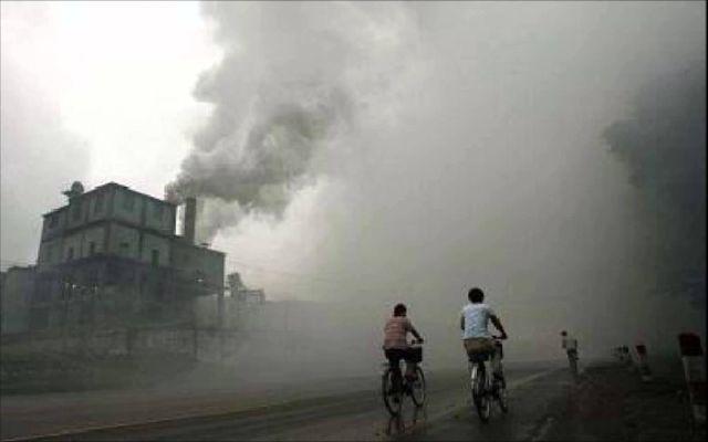 北京大気汚染1