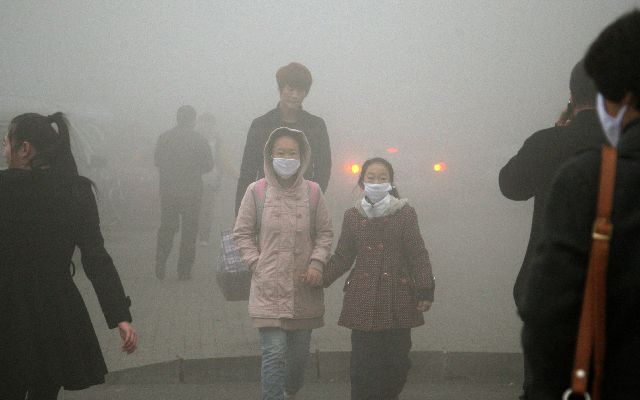 北京大気汚染2
