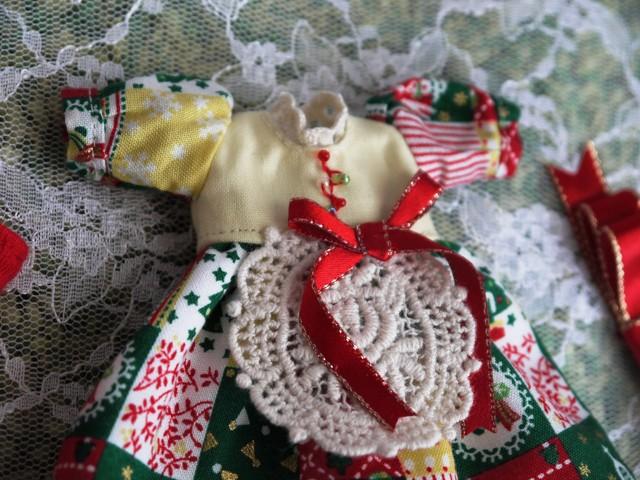 ◆ミディブライス服◆カントリークリスマス★☆4