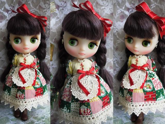 ◆ミディブライス服◆カントリークリスマス★☆2