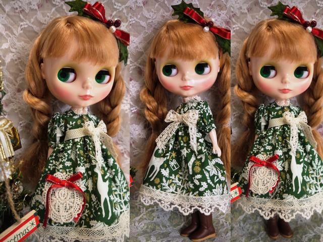 ◆ネオブライス服◆クリスマスの森◇ 2