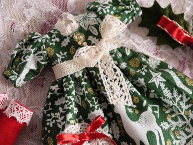 ◆ネオブライス服◆クリスマスの森◇ 4