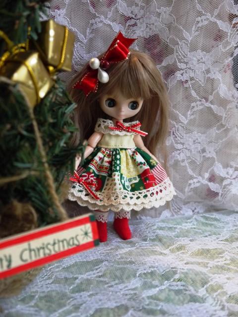 ◆オビツ11服◆カントリークリスマス◇4