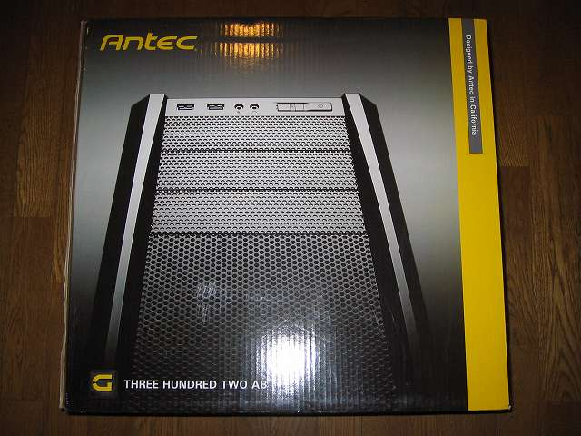 PC ケース Antec Three Hundred Two AB 購入