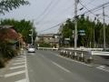 151129丹波街道から善峰道へ左折