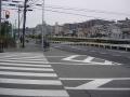 151223富雄川沿いの細道も終わり