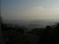 160103信貴山青谷ルートピーク付近からの眺望
