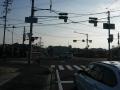160103竜田大橋を渡り、斑鳩、郡山方面へ