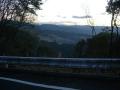 160109谷山林道を西笠取側に下る