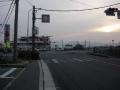 160206奈良バイパスを渡りさらに東へ