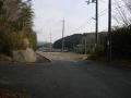 160206長滝町ピークを越え、福住方面へ