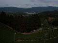 160206三国越林道から和束方面の眺望