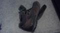 160109靴が壊れた( ;∀;)