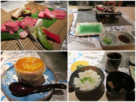 20160206ふる川・夕食②
